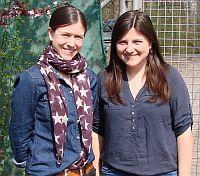 Steff und Katharina